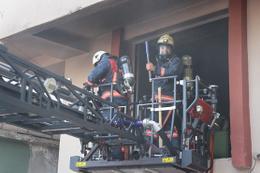 Bayrampaşa'da patlama sonrası yangın ölü ve yaralılar var!