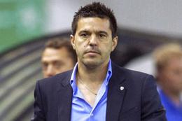Dinamo Bükreş'in teknik direktörü Cosmin Contra'dan etek açıklaması