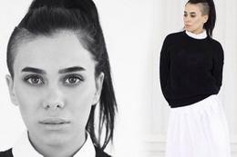 Asena Atalay sevgilisinin tişörtünden fal baktırıyor