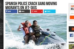 Podolski'yi sığınmacı sandılar! Skandal