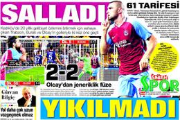 Günün spor gazete manşetleri! 21 Ağustos 2017