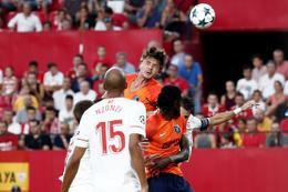 Başakşehir Sevilla maçı golleri ve geniş özeti