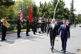 ABD Savunma Bakanı James Mattis Türkiye'de