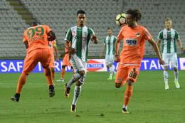 Atiker Konyaspor Aytemiz Alanyaspor maçı sonucu ve özeti