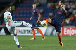 Başakşehir-Ludogorets maçı geniş özeti