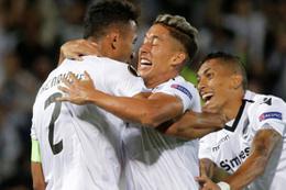 Vitoria Avrupa Ligi tarihine geçti