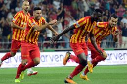 Kayserispor – Antalyaspor maçının geniş özeti ve golleri