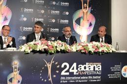 24. Uluslararası Adana Film Festivali'nde 30 Altın Koza verilecek
