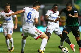 Akhisarspor Kardemir Karabükspor maçı sonucu ve özeti