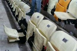 Yeni Malatya Stadı'nda şoke eden görüntü