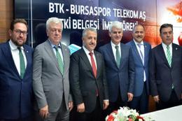 Bursaspor'dan dev anlaşma! 55 milyon...