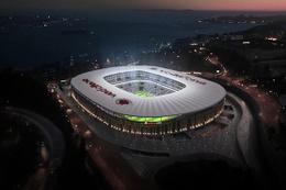 2019 UEFA Süper Kupa Finali Vodafone Park'ta