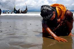 Myanmar'dan dalga geçer gibi açıklama
