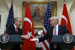 Erdoğan-Trump görüşmesi zorlu geçecek işte masadaki konular