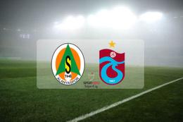 Trabzonspor-Alanyaspor maçı hangi kanalda saat kaçta?