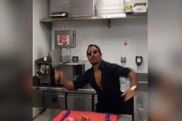 Nusret'in ağız sulandıran lokum burgeri