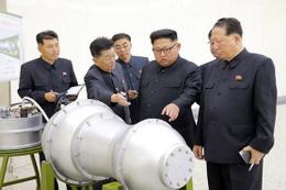 Amerikan savaş uçaklarından Kuzey Kore tehditlerine cevap