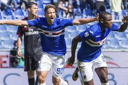 Sampdoria Milan'ı devirdi