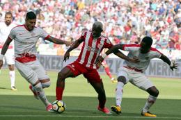 Sivasspor Antalyaspor maçı golleri ve özeti