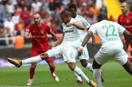 Bursa'ya şok! Kayserispor doludizgin devam ediyor