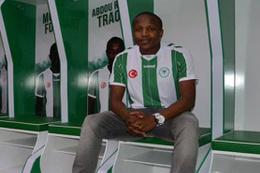 Lebogang Manyama Atiker Konyaspor'da