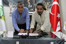 Akhisar Belediyespor'a isim sponsoru