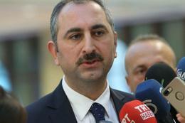 Adalet Bakanı Gül'den ABD'ye Zafer Çağlayan tepkisi