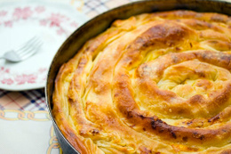 Balkanlar'ın eskimeyen lezzeti Boşnak böreği