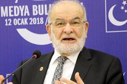 Saadet Partisi lideri Karamollaoğlu'ndan iddialı açıklama