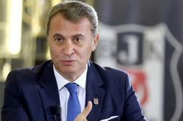 Fikret Orman Beşiktaş'ın yeni projesini açıkladı