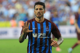 Trabzonspor Sosa'nın bonservisini aldı