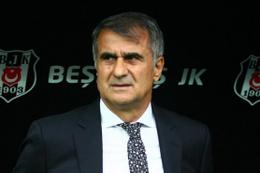 Şenol Güneş Beşiktaş'ın yeni transferini açıkladı