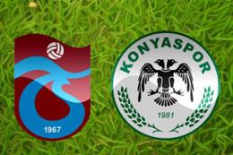 Trabzonspor - Konyaspor maçı şifresiz canlı izle