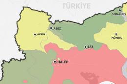 Afrin'de sıcak gelişme! Göç başladı