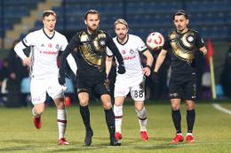 Osmanlıspor Beşiktaş maçı golleri ve geniş özeti