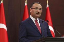 Bekir Bozdağ: Türkiye sabrının son noktasına geldi