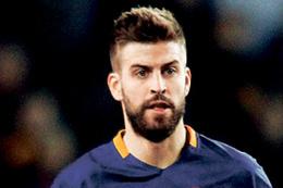 Barcelona Gerard Pique'nin sözleşmesini uzattı