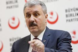 Erdoğan BBP'ye ne teklif etti? Destici açıkladı