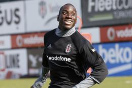 Beşiktaş Demba Ba'yla anlaşmaya vardı