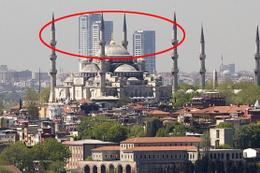 Erdoğan eleştirmişti o kuleler için karar çıktı