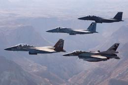 Türk jetleri Suriye hava sahasına girdi mi?