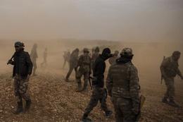 Son dakika: ABD askerleri ve ÖSO Münbiç'te çatıştı