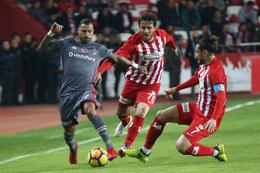 Antalyaspor Beşiktaş maçı golleri ve geniş özeti