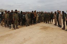 Suriyeli muhalifler açıkladı: Münbiç operasyonu başladı!
