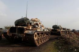 ÖSO birlikleri Burseya Dağı'ndan çekildi