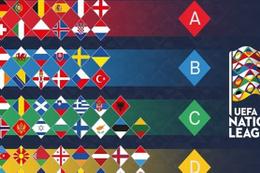UEFA Uluslar Ligi kuraları çekiliyor