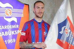 Kardemir Karabükspor Kravchenko ile anlaştı!