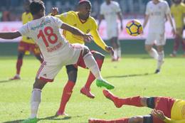 Yeni Malatyaspor Sivasspor maçı sonucu ve özeti