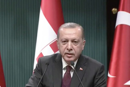 Cumhurbaşkanı Erdoğan'dan Vida esprisi