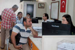 Samsun'da 'imar barışı'ndan 63 milyon lirayı aşan tahsilat